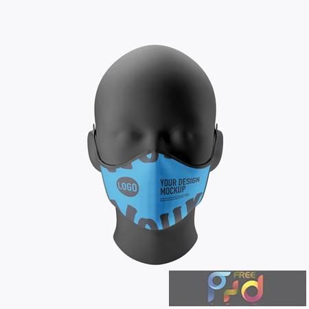 Medical face Mask mockup 5224041 1