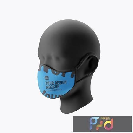 Medical face Mask mockup 5239604 1