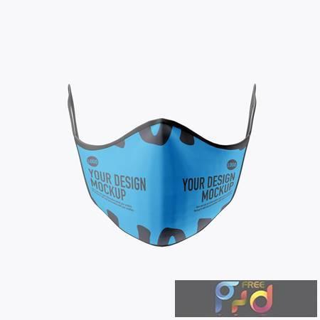 Medical face Mask mockup 5239618 1