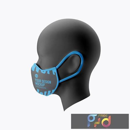 Medical face Mask mockup 5239620 1