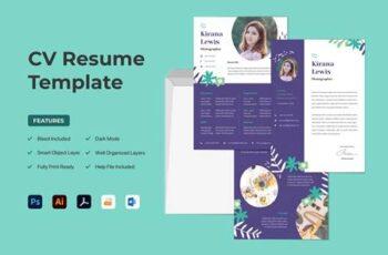 Resume Word YS2AFHN 5
