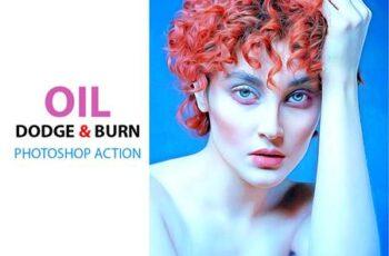 Oil Dodge & Burn PS Action 5012484 5