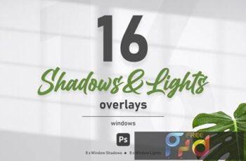 Windows Shadow Overlays 954YYHA 3