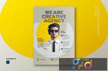 Creative Agency Flyer UP7P3NY 4
