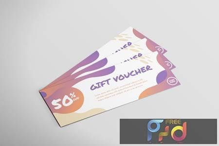Discount Card - Voucher Design P4JCZFK 1