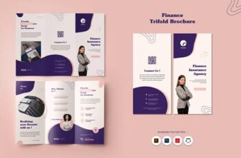 Finance Trifold Brochure 6NT5D85 13