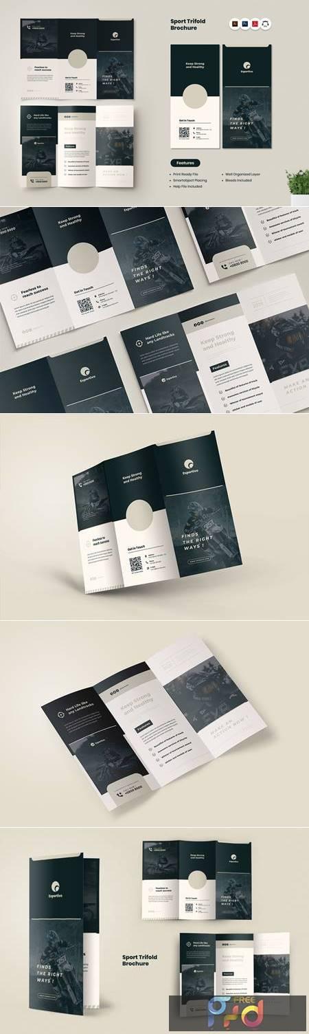 Sport Trifold Brochure MM56XAZ 1