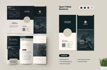 Sport Trifold Brochure MM56XAZ 12