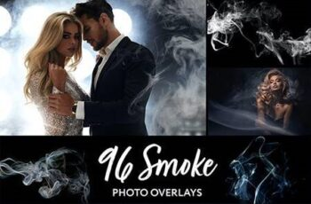 96 Realistic Smoke Photo Overlays 27028282 1