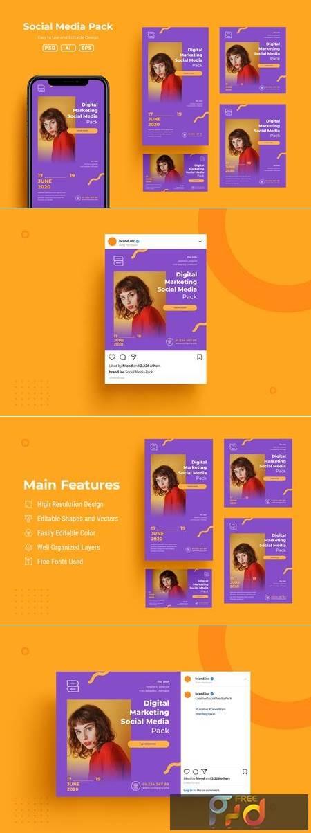 SRTP Social Media Pack v3.25 L7K2CAK 1