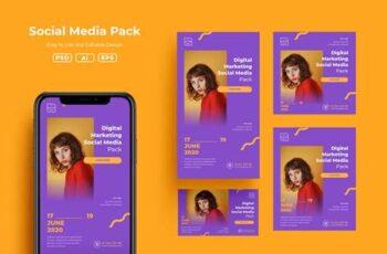 SRTP Social Media Pack v3.25 L7K2CAK 3