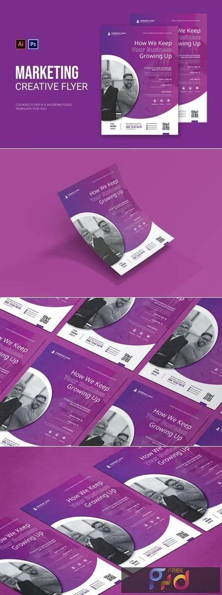 Marketing - Flyer EFYSAXU 1