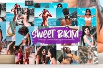 Sweet Bikini Lightroom Presets 5271947 5