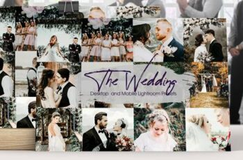 The Wedding Lightroom Presets 5270503 7