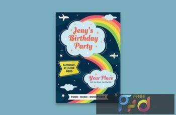 Birthday Poster QYKHQLY 7
