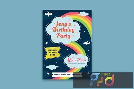 Birthday Poster QYKHQLY 1
