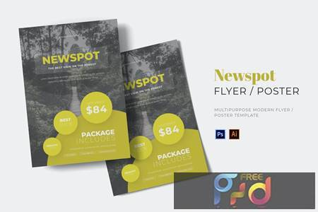 Newspot Flyer LTC8V78 1