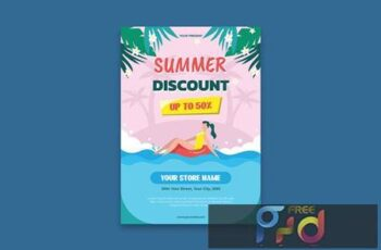 Summer Sale Poster UBB9WTF 3