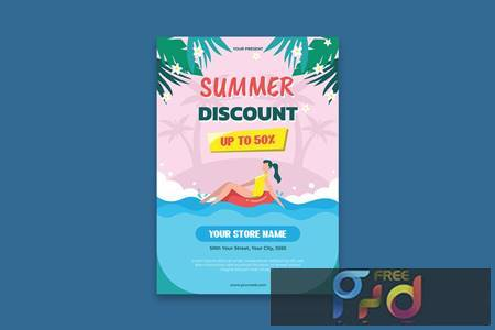 Summer Sale Poster UBB9WTF 1