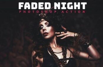 Faded Night Photoshop Action 27271399 6