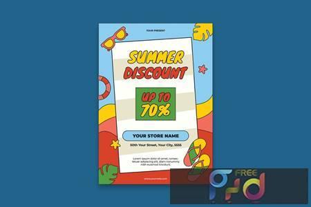 Summer Sale Poster PX4HW6H 1