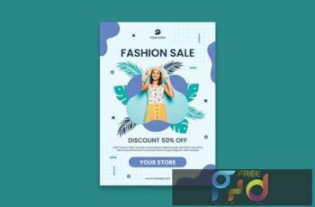 Fashion Sale Poster N9QPFCA 6