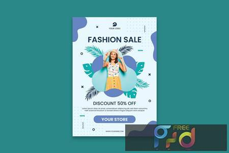 Fashion Sale Poster N9QPFCA 1