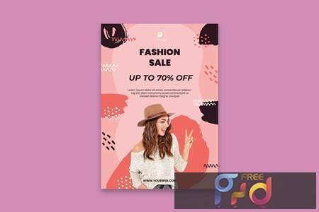 Fashion Sale Poster QECVSMU 1