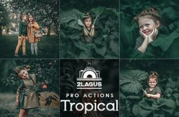 Tropical Photoshop Actions 27184823 2