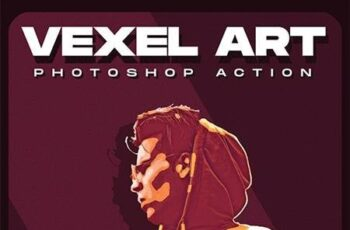 Vexel Art Photoshop Action 27216251 12