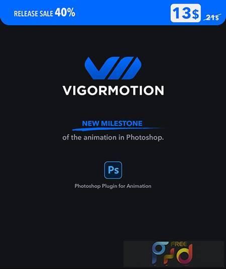 Vigormotion Photoshop Plugin for Animation 28328273 1