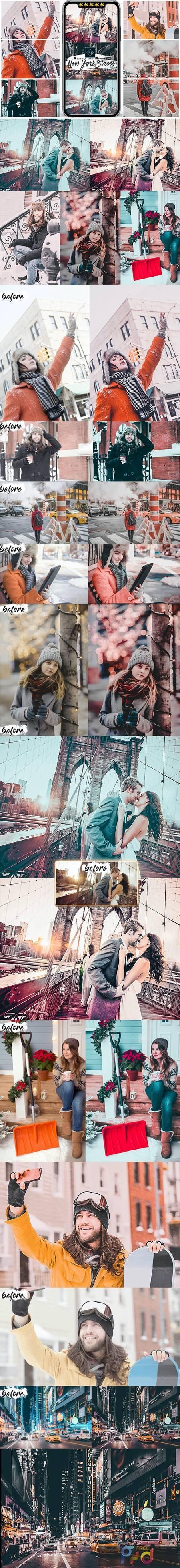 New York Street Photoshop Actions 27185178 1