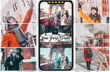 New York Street Photoshop Actions 27185178 3