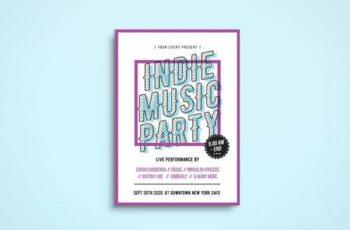 Indie Music RPWA8B2 5