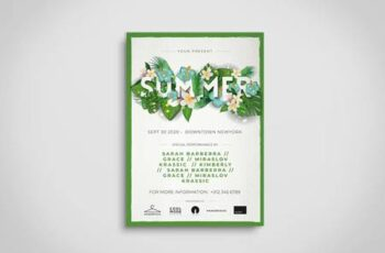 Summer Flyer 5TM3RVH 3