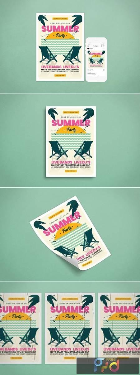 Summer Party MCZQRAZ 1