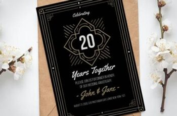 Wedding Anniversary 94F7X6D 6