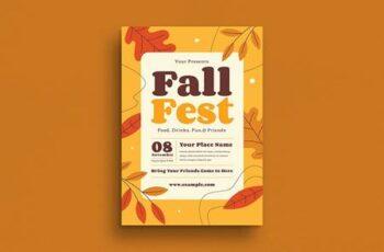 Fall Festival Flyer 2YEXTHA 15