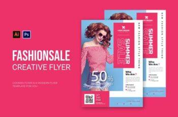 Fashion Sale - Flyer 5P6ZN9E 7
