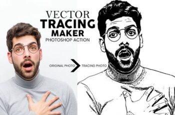 Vector Tracing Maker 5077260 5