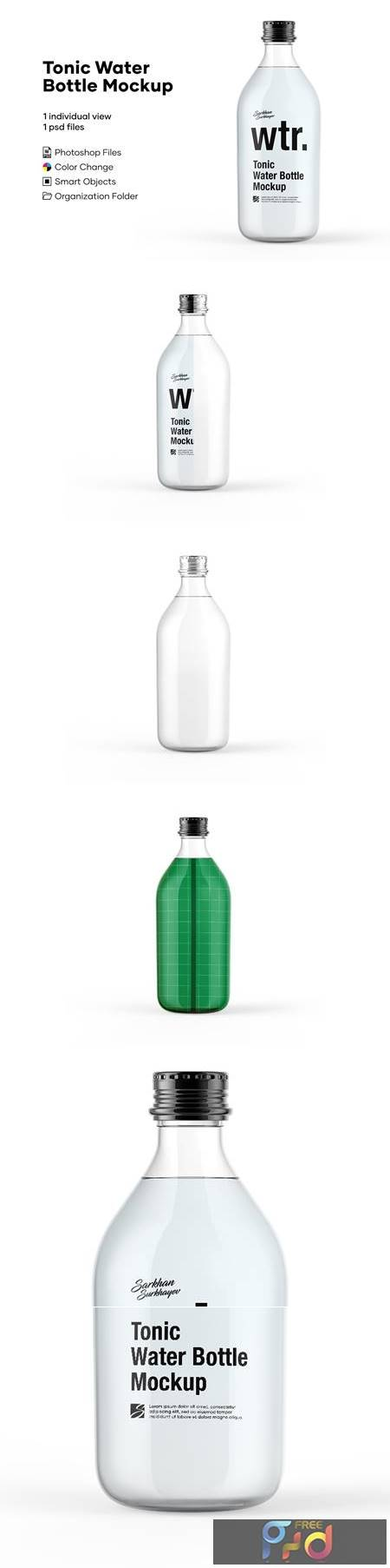 Tonic Bottle Mockup 5276734 1