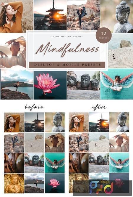12 x Lightroom Presets - Mindfulness 3912149 1