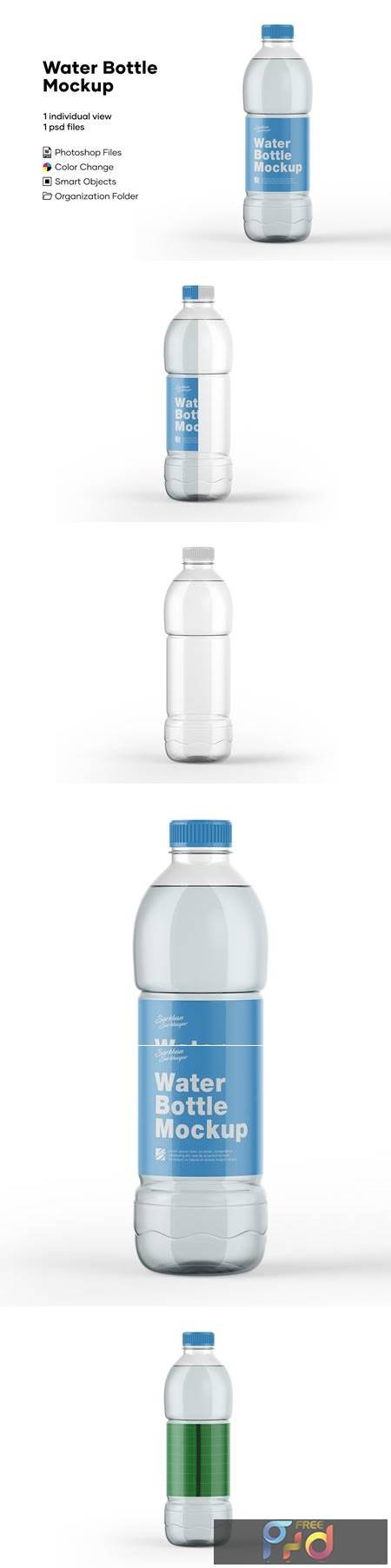 Water Bottle Mockup 5276723 1