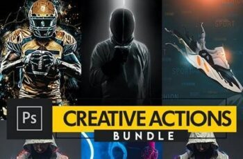 Creative Photoshop Actions Bundle 28380125 12