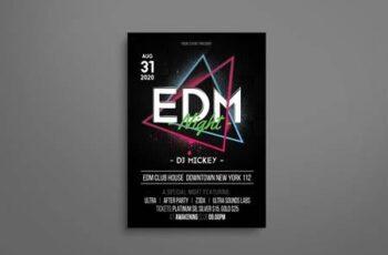 EDM Music Party E9DU75X 14