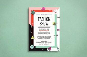 Fashion Show Flyer 9JX2PEV 3