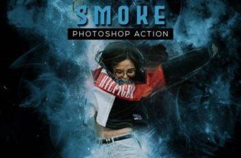 Smoke Photoshop Action 27701746 8