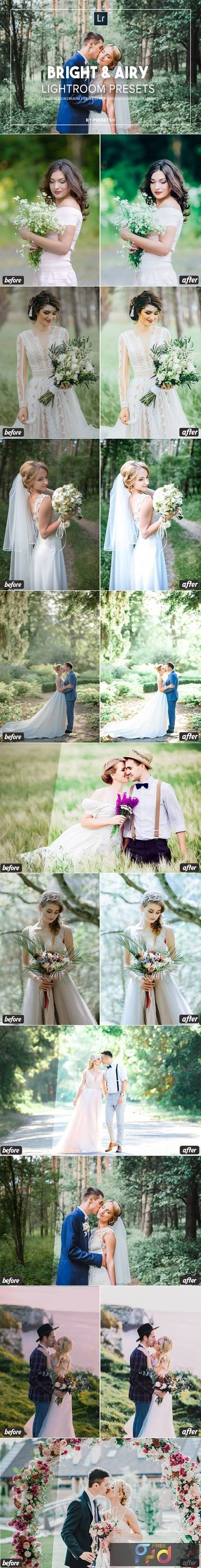 Bright & Airy Lightroom Presets 5125162 1