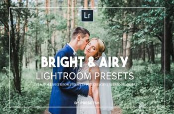 Bright & Airy Lightroom Presets 5125162 4