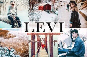 Levi Pro Lightroom Presets 5333556 2